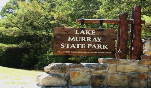 Lake-Murray-State-Park-Sign
